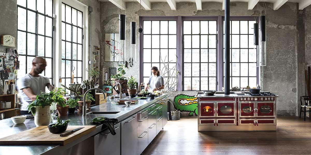 Cucine freestanding - funzionalità e design | La casa in ordine