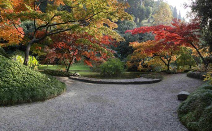giardini villa melzi d'eril
