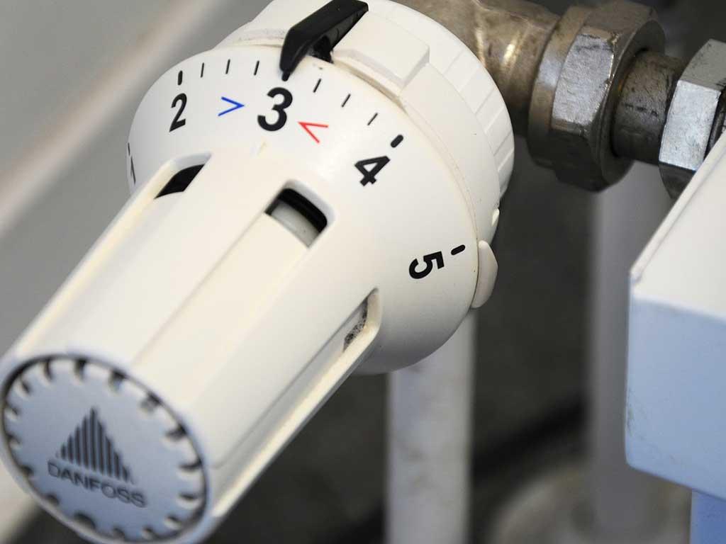 manutenzione caloriferi
