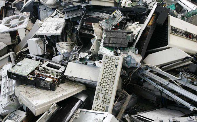 rifiuti elettronici smaltimento