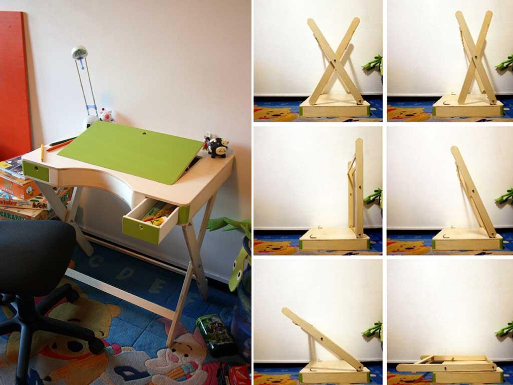 scrivania design bimbo