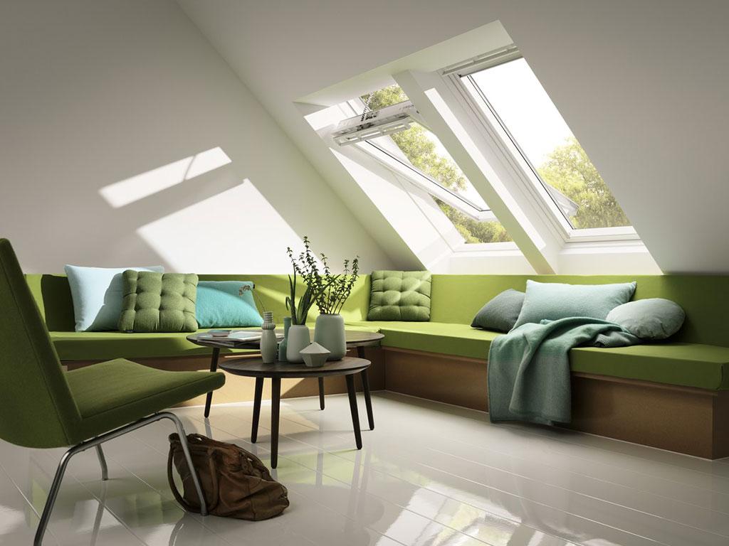 spazio sotto finestra