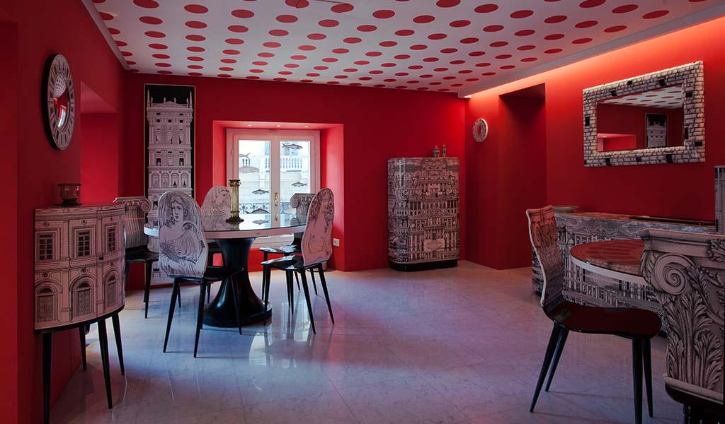 fornasetti showroom milano