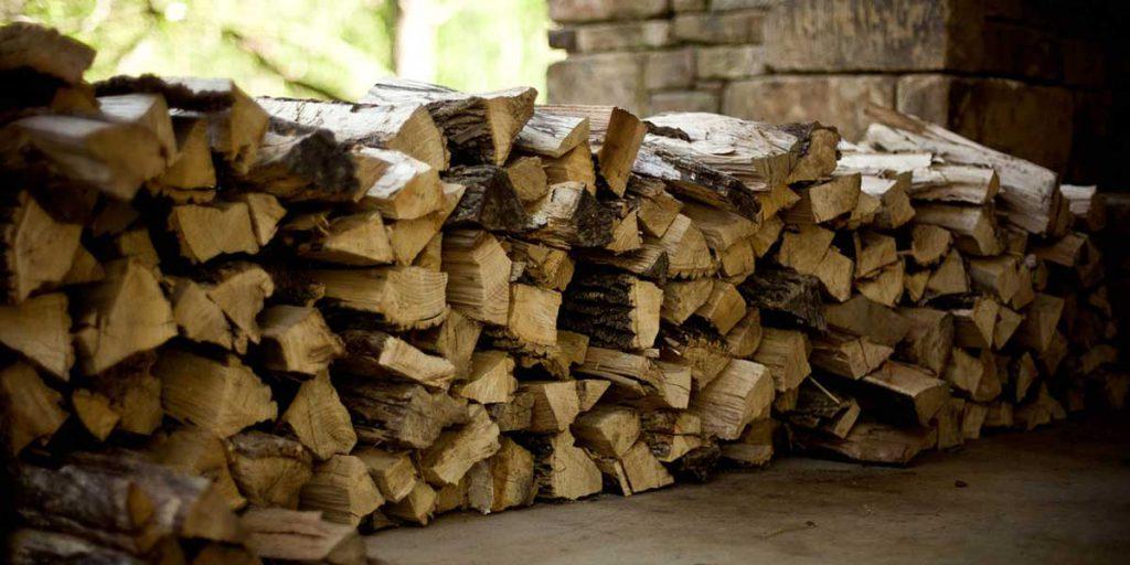 ordinare legna giardino