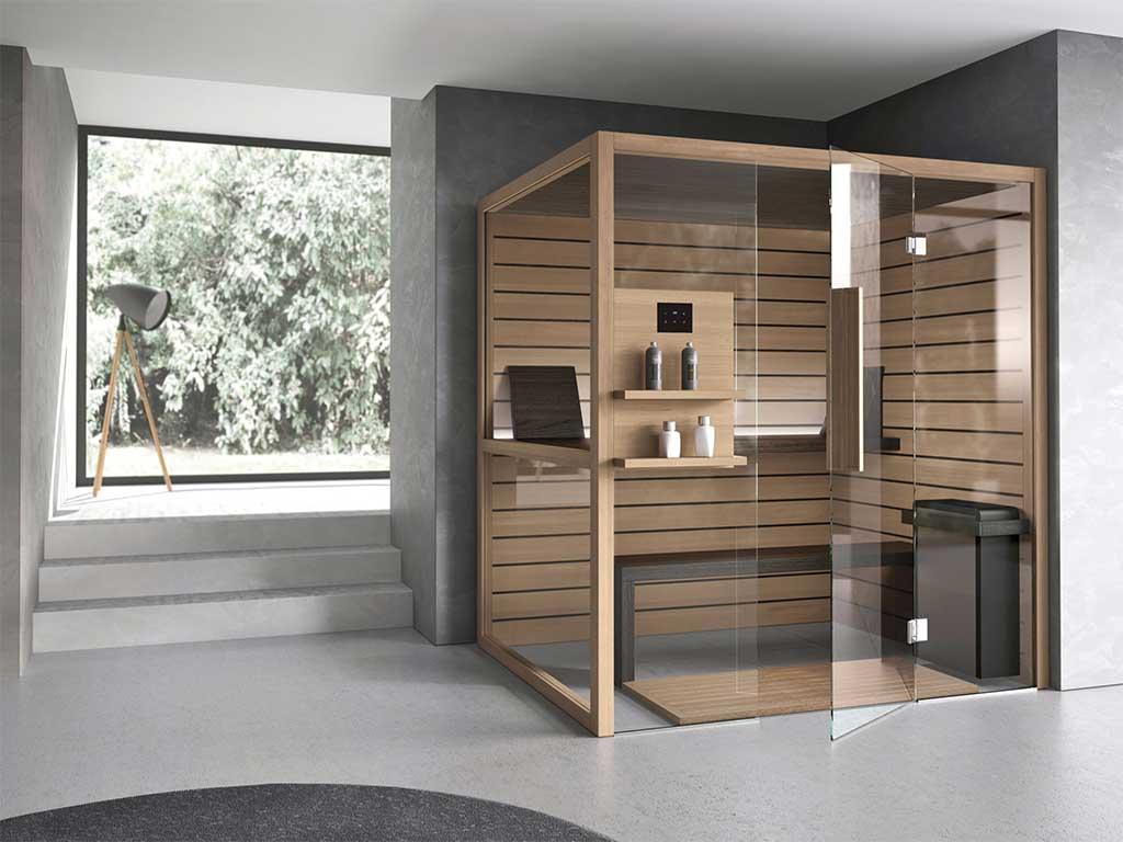 sauna vita casa