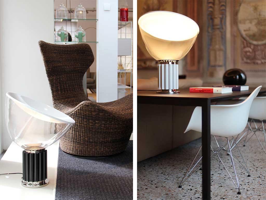lampada design castiglioni