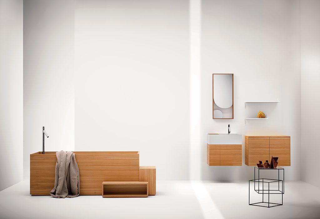 bagno legno design