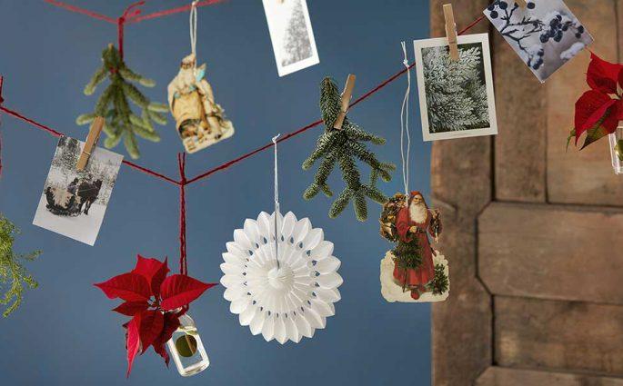 decorazioni albero natale diy