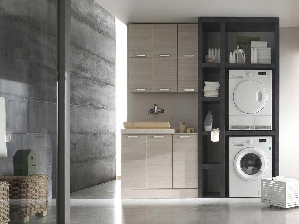lavanderia mobili casa