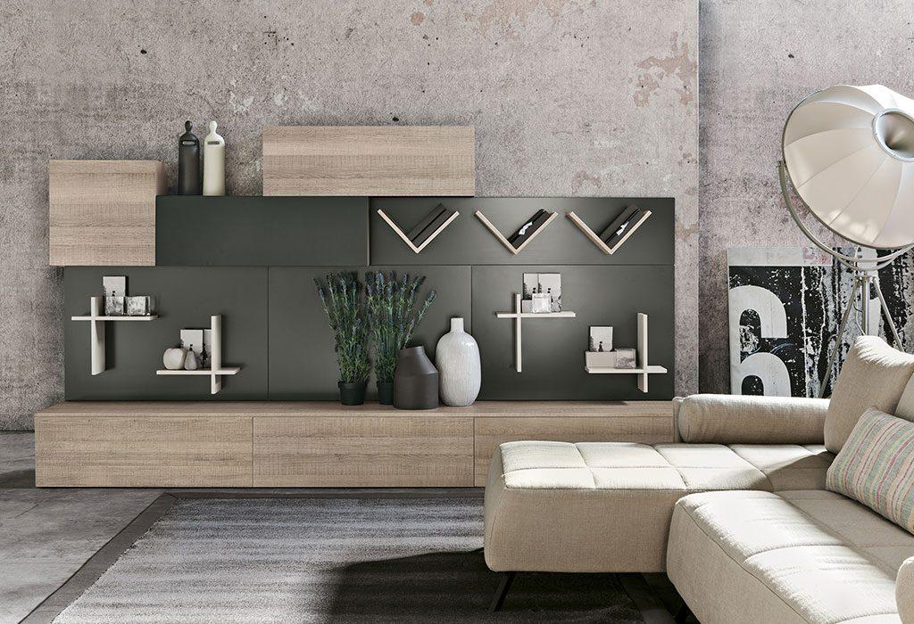 parete living mobile