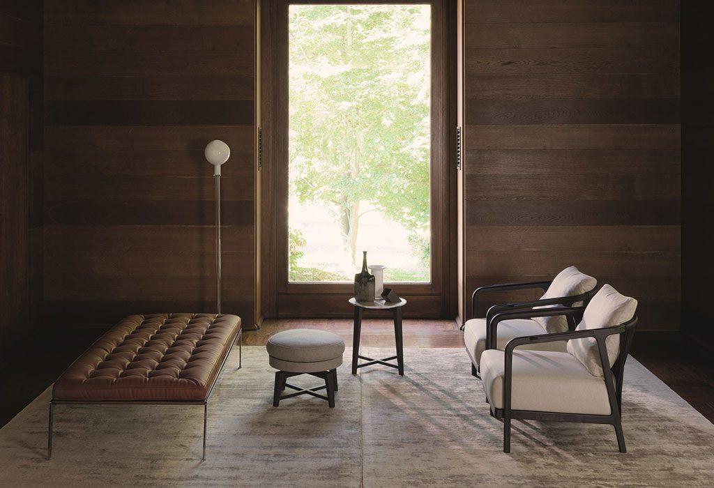 poltroncine legno design