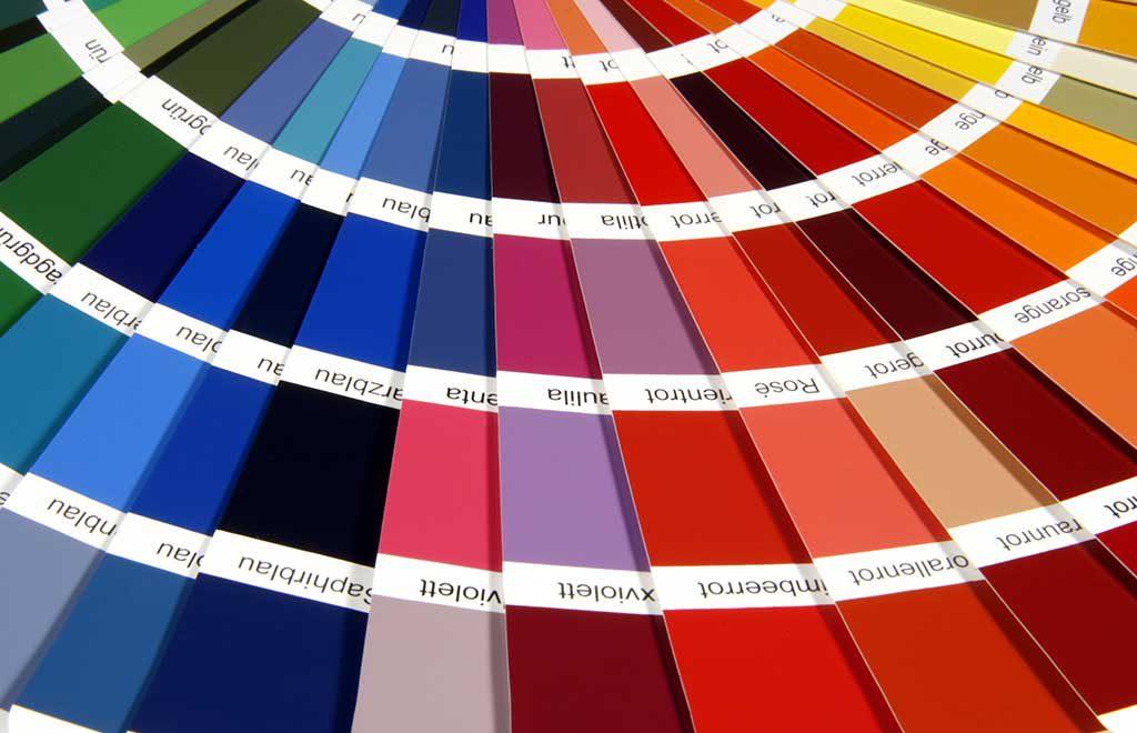 campione colore casa