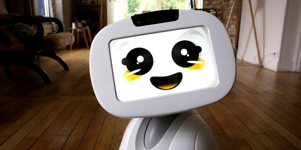 ces las vegas buddy robot casa
