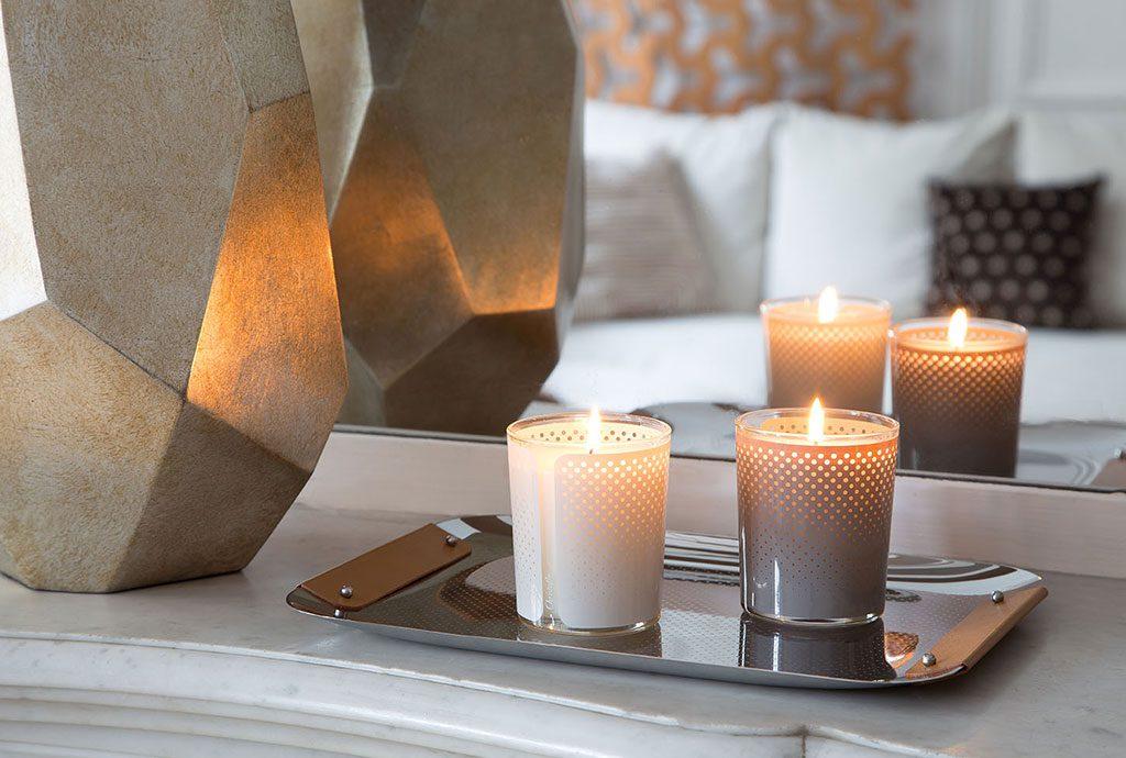 bougies candele design