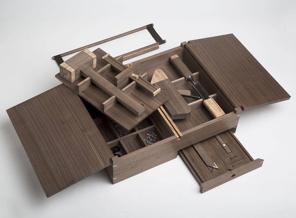 cassetta attrezzi legno
