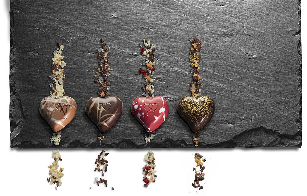 cioccolatini originali san valentino
