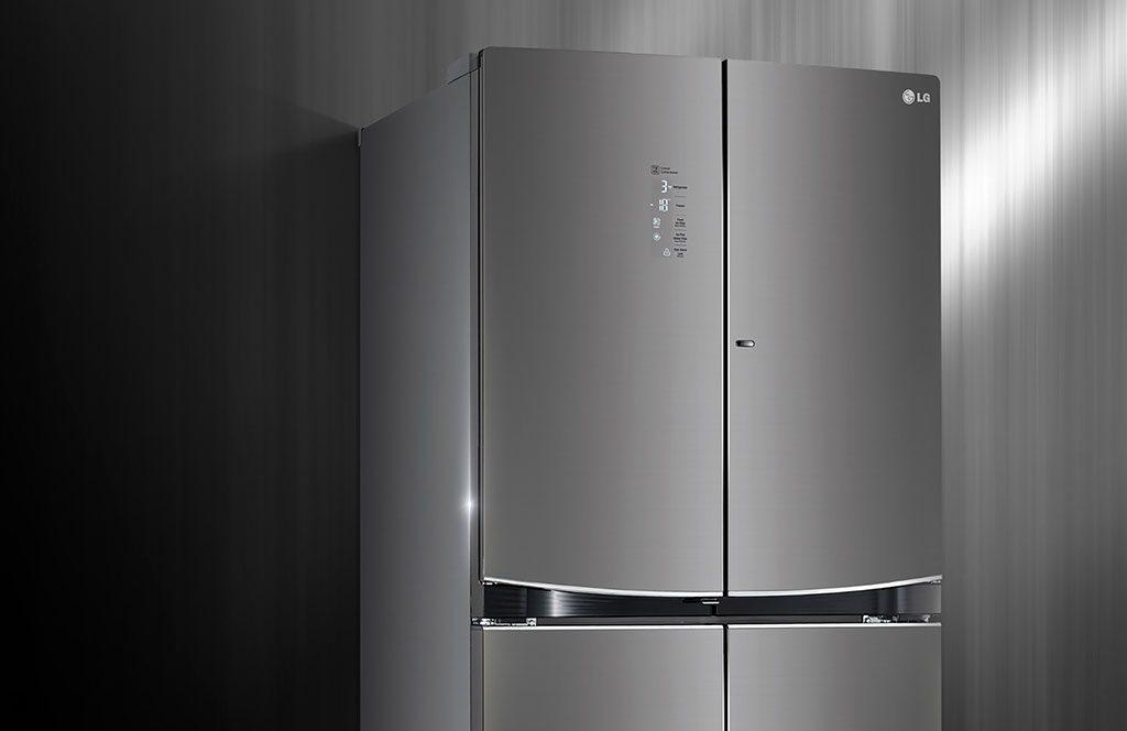 frigorifero design doppia porta