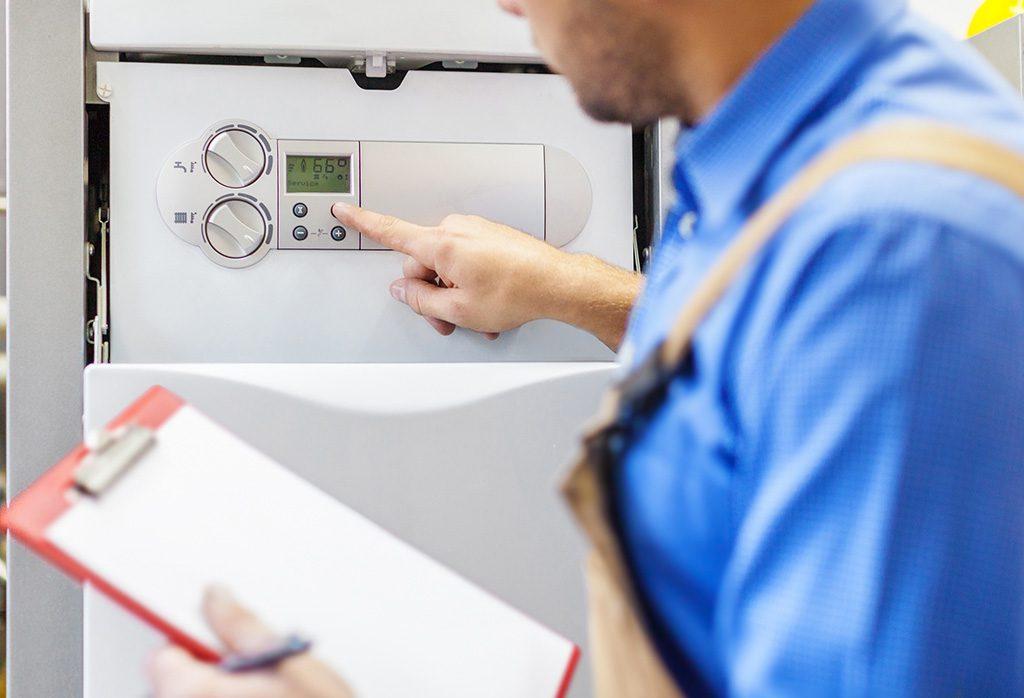 manutenzione caldaia casa
