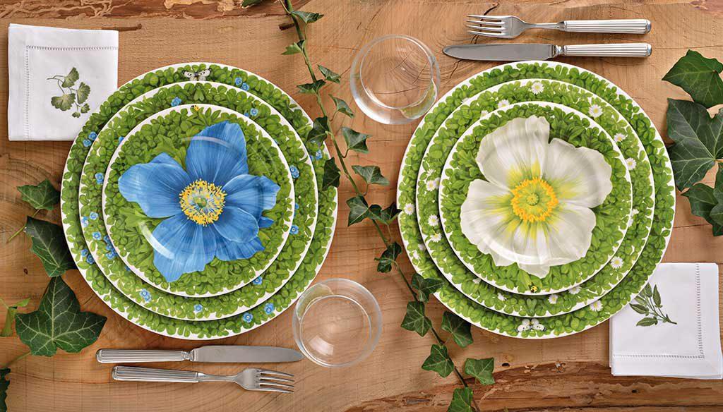piatti primavera
