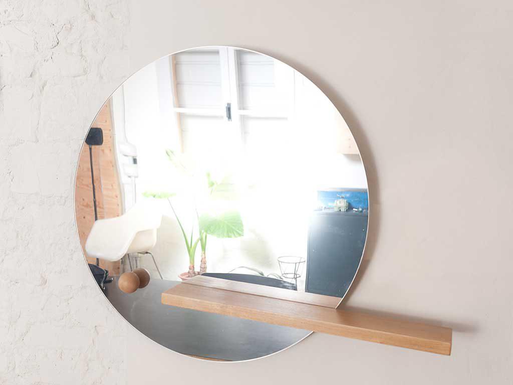 specchio tondo design