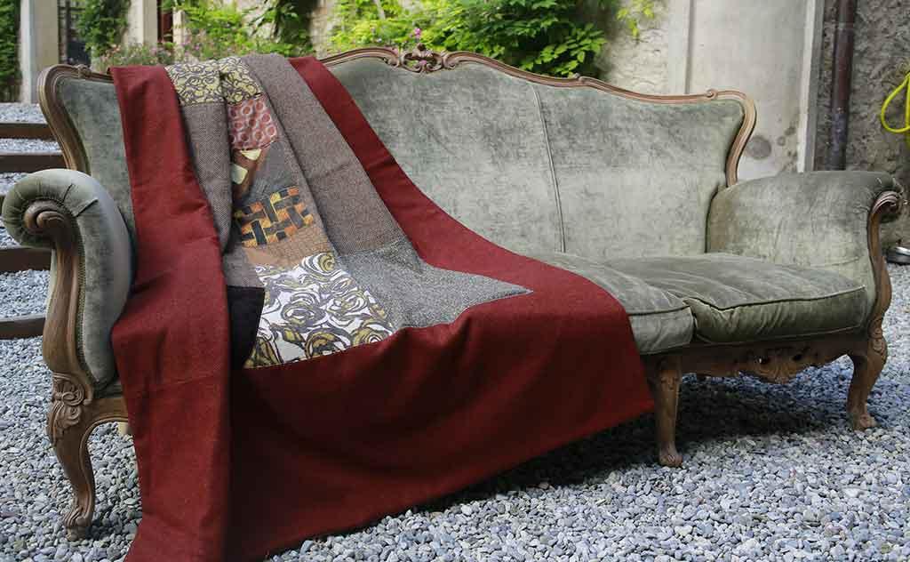 tappeto patchwork da esterno