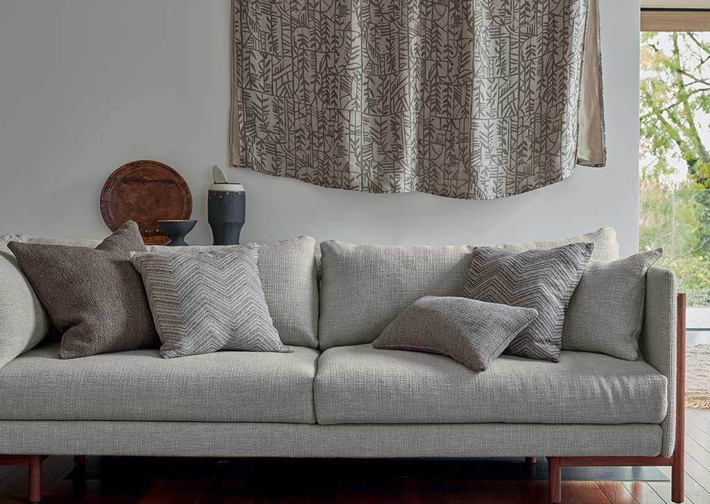 tessuti rivestimento sedute casa design