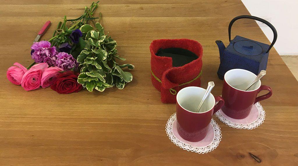 tutorial fiori san valentino