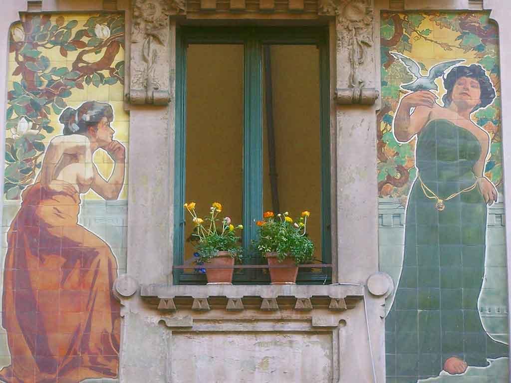 porta venezia liberty tour fuorisalone
