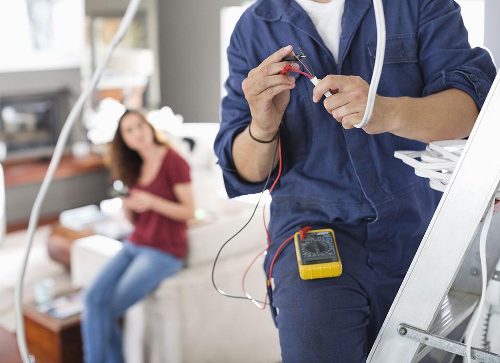 ristrutturazioni casa elettricista