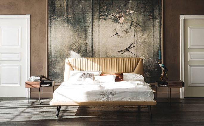 letto design casa
