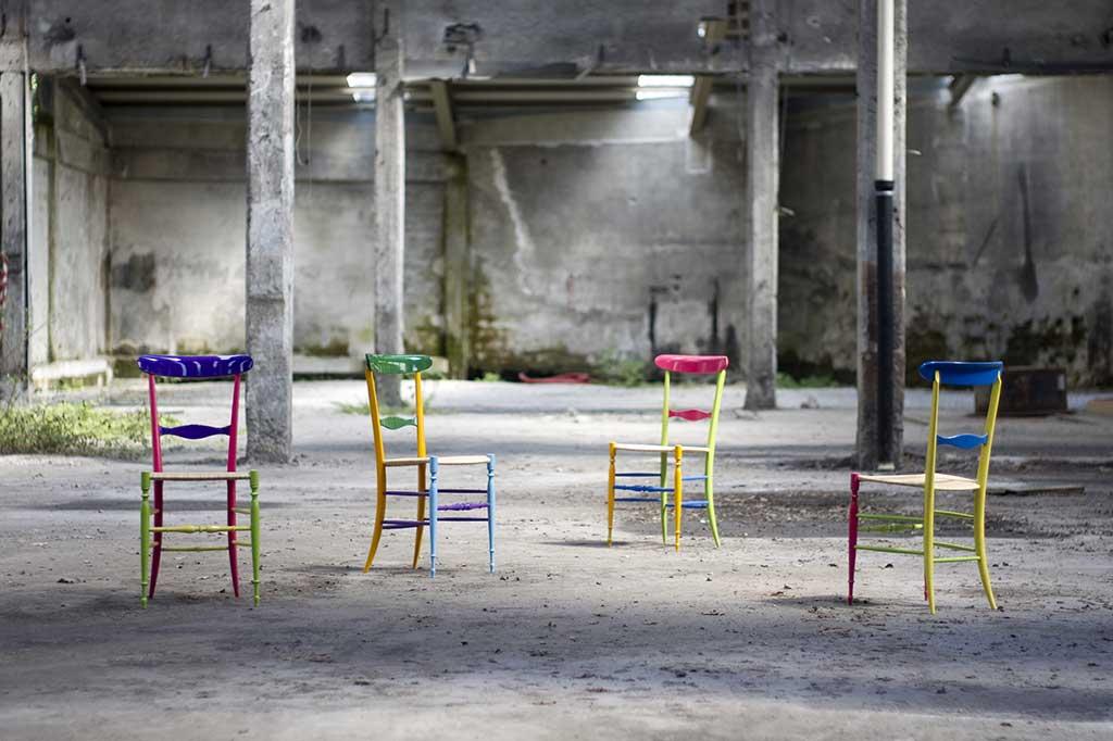 sedie design fuorisalone
