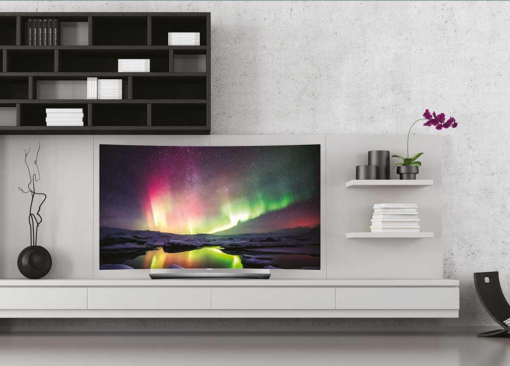 tv oled nero perfetto