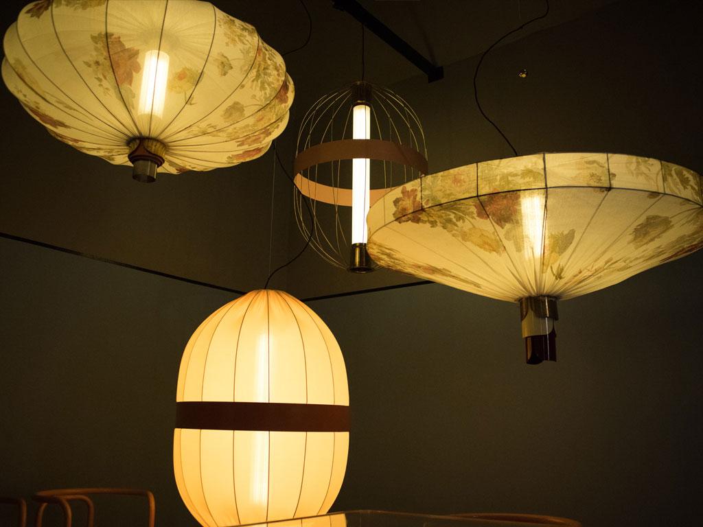 illuminazione design fuorisalone milano