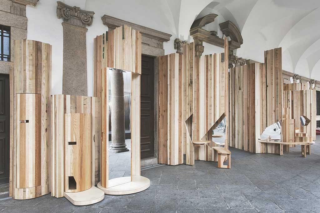 design legno fuorisalone milano