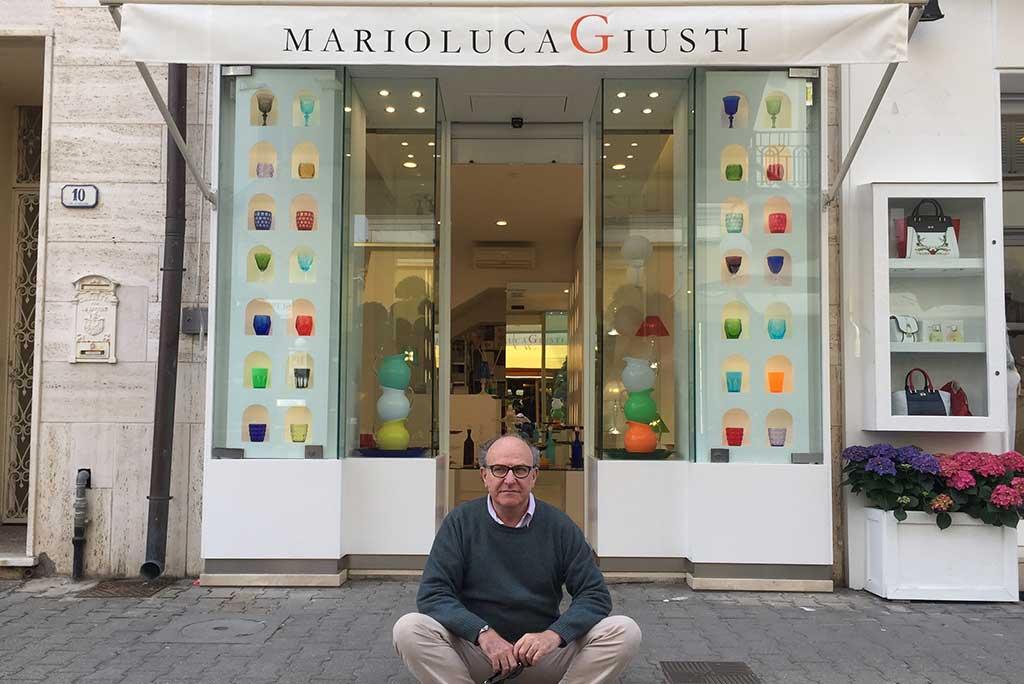 various colors 1bd3a 66636 Mario Luca Giusti a Forte dei Marmi | La casa in ordine