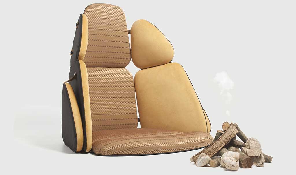 sedia design fuorisalone