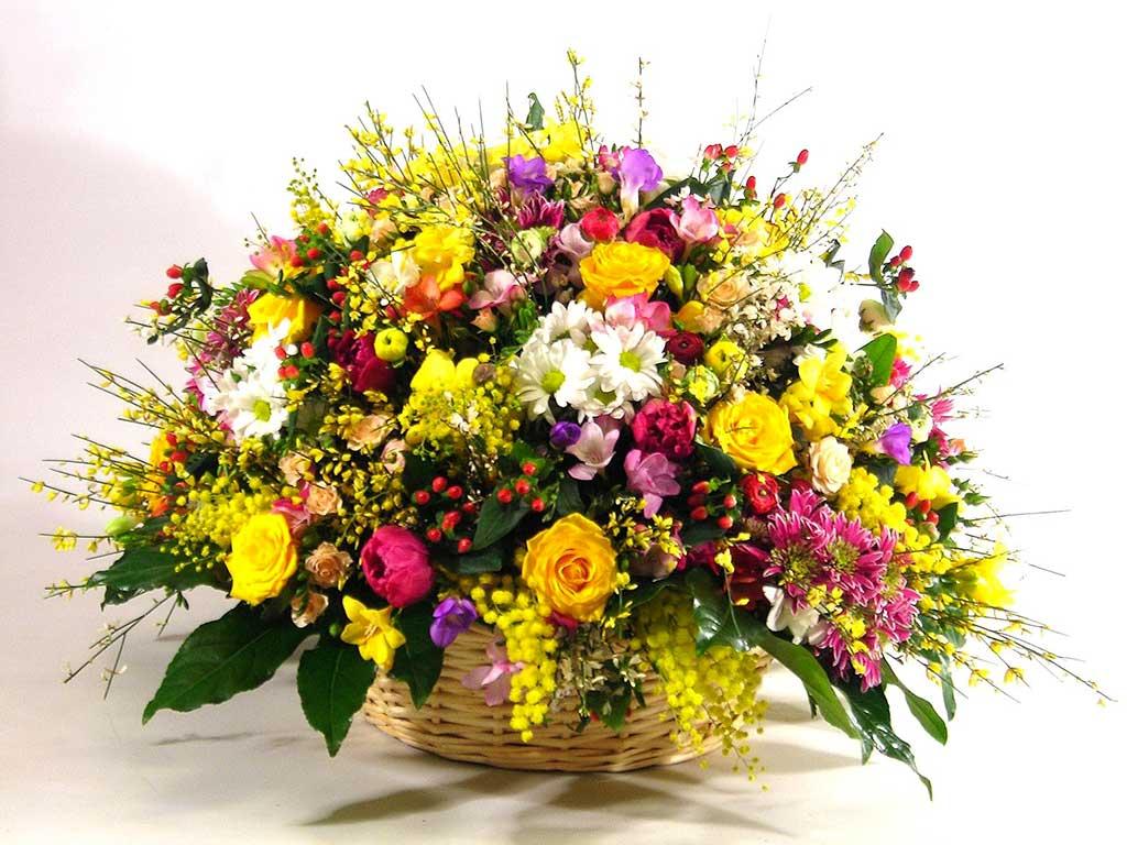 mazzo di fiori regalo