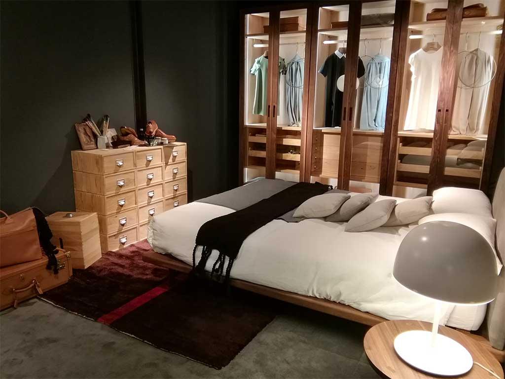 camera da letto design salone del mobile