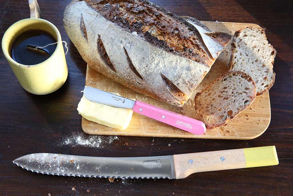 coltello giusto per il pane