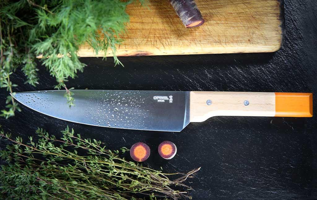 coltello per affettare verdure