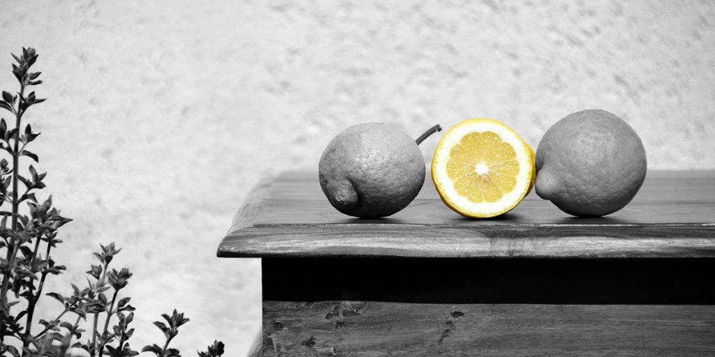 limone a casa