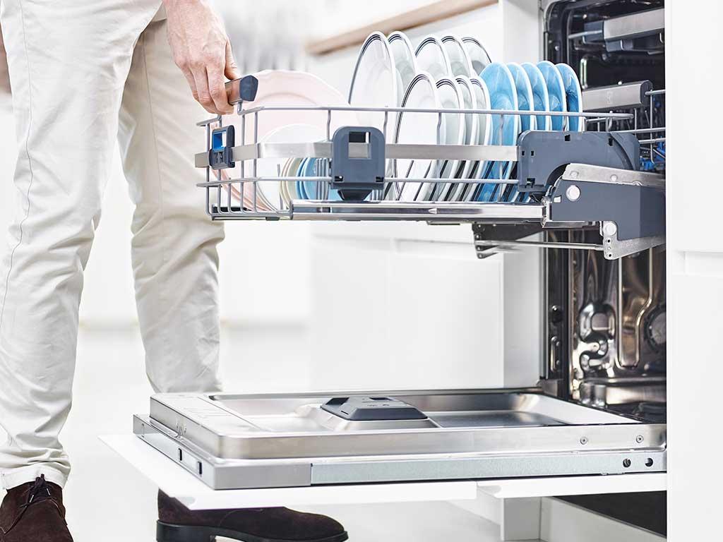 lavastoviglie comfort lift