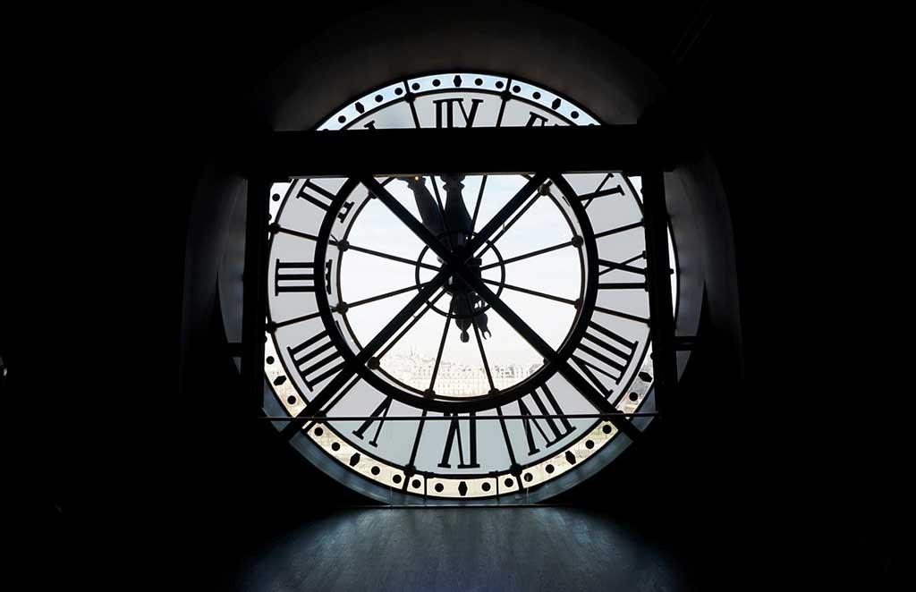orologio grande campanile