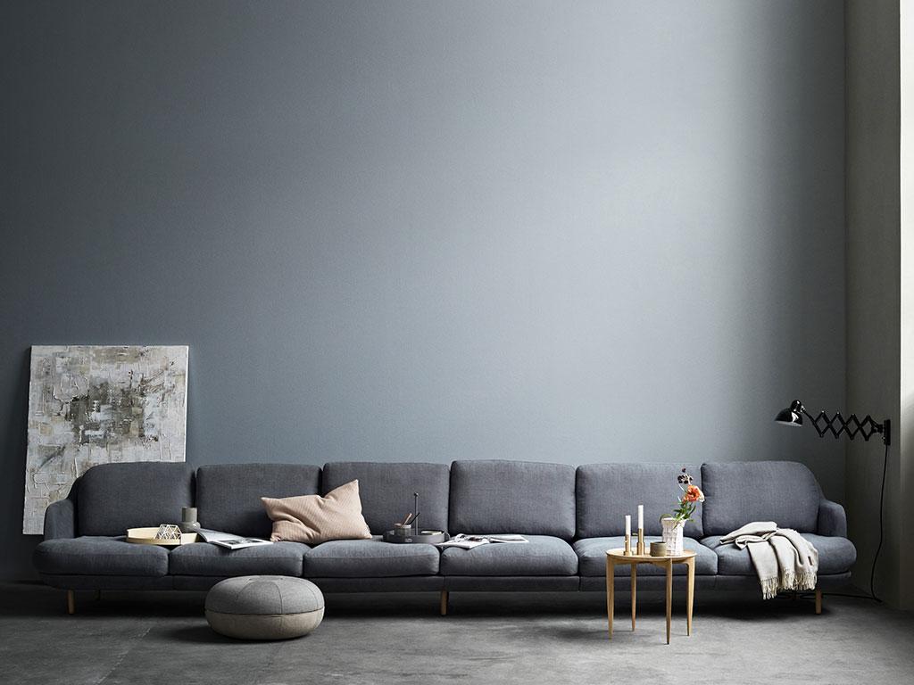 divano a sei posti
