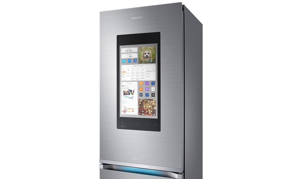 frigorifero acciaio smart una porta