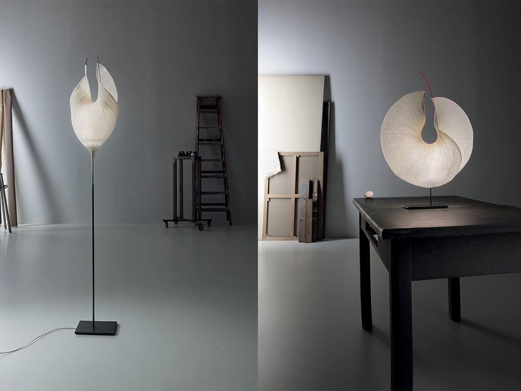 lampada da terra e da tavolo