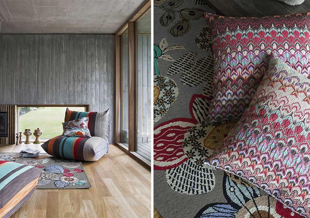 tessuti indoor stile nordico