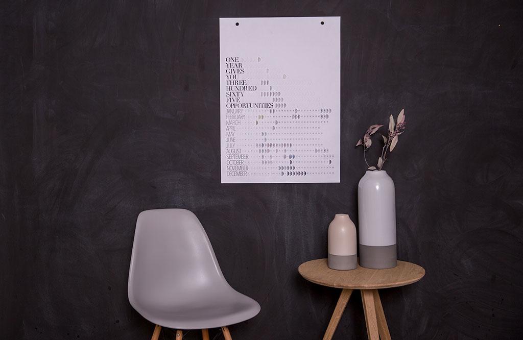 calendario a parete casa