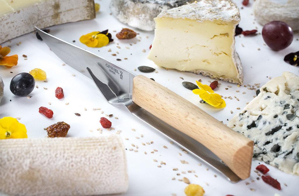 coltello da formaggio legno