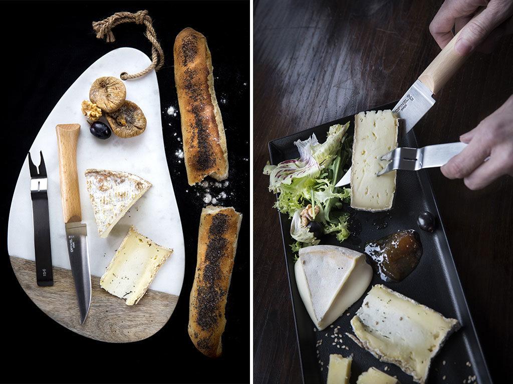 tagliare formaggi coltello